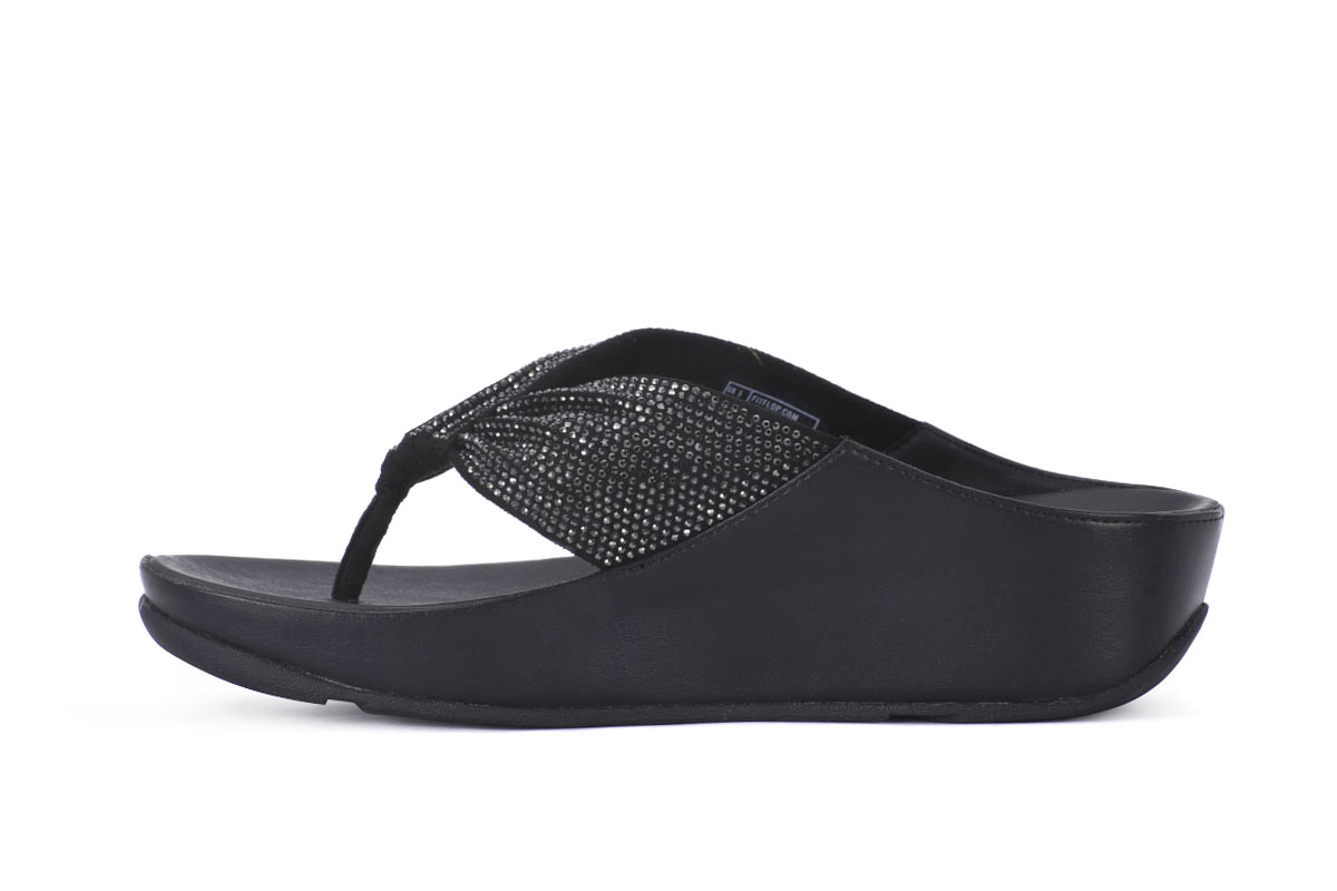 Fit Fit Flop Flop Crystal BlackComunello Twiss Crystal Twiss fY7ybg6