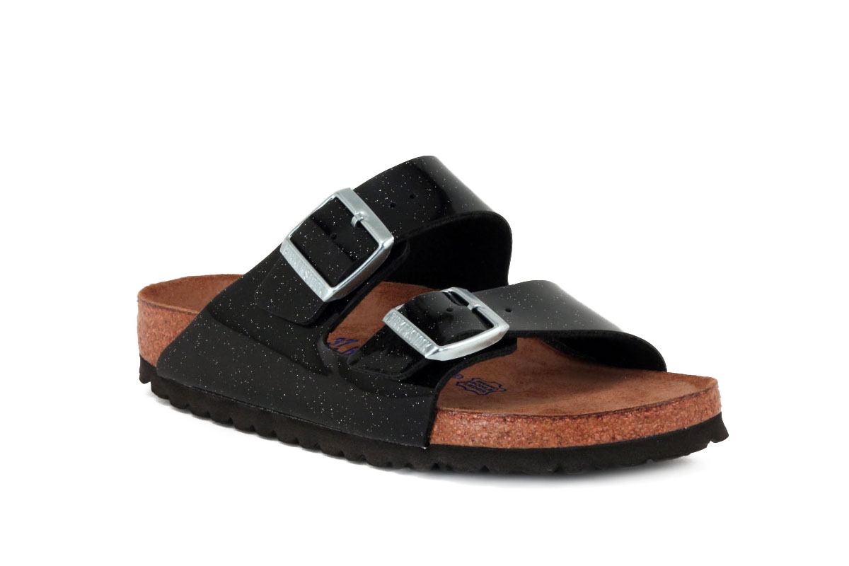 BIRKENSTOCK ARIZONA BLACK MAGIC 057633 CIABATTE Unisex