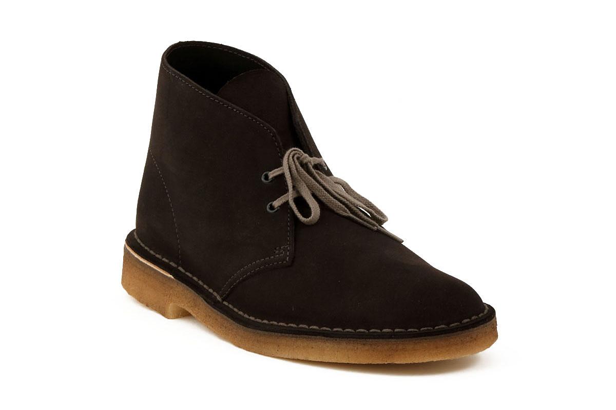 Grey Desert Dark Boot Comunello Sde Clarks pTq6Rw