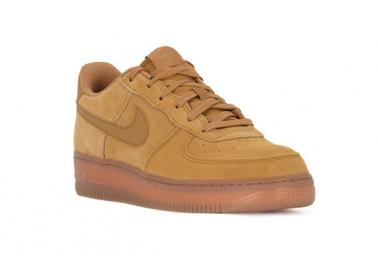 nike air force 1 camoscio