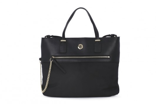 TOMMY HILFIGHER CORE NYLON MED TOTE