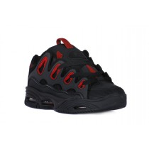 OSIRIS D3 BLACK RED