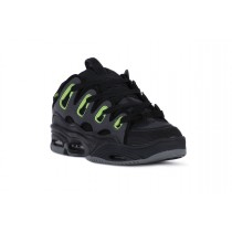 OSIRIS D3 BLACK GREEN CHARCOAL