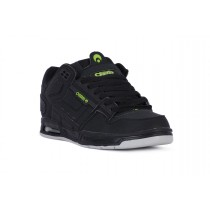 OSIRIS PERIL BLACK LIME GREY