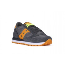 SAUCONY JAZZ GREY ORANGE