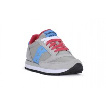 SAUCONY JAZZ GREY BLUE