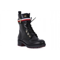 TOMMY HILFIGER  CORPORATE BELT BIKER BOOT