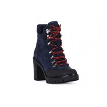 TOMMY HILFIGER  406 HIKING HEELED BOOT