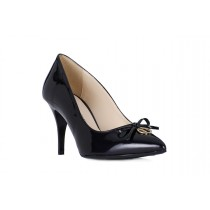 TRUSSARDI K299 DECOLLETE BOW AND CHARM