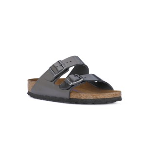 BIRKENSTOCK ARIZONA METALLIC ANTRACITE CALZ S