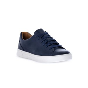CLARKS COSTA LACE NAVY