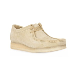 CLARKS WALLABEE MAPLE