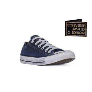 ALL STAR LO CANVAS LTD NAVY