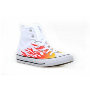 ALL STAR  CANVAS WHITE ENAMEL