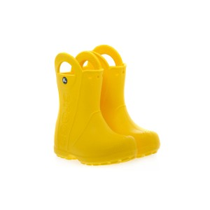 CROCS YEL RAIN BOOT KID