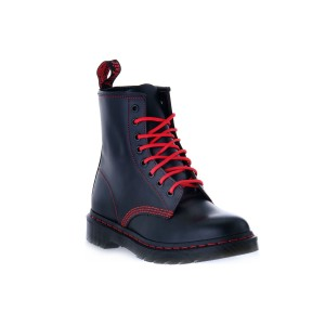DR MARTENS 1460 RED STITCH