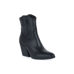 FELMINI  CALF BLACK