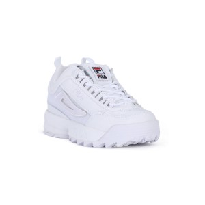 FILA  DISRUPTOR LOW PATCHES