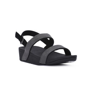 FIT FLOP LOTTIE SHIMMERMESH SLIDE