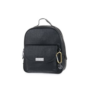 GUESS BLK LANE LARGE BACLPACK