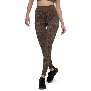 HEART & SOUL DAKOTA HERRINGBONE LEGGINGS