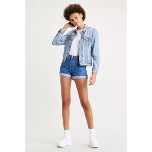 LEVIS 501 ROLLED SHORT SANSOME