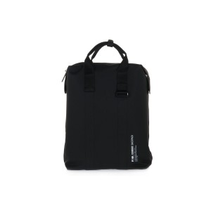 NAVA BLACK COMBO BACKPACK