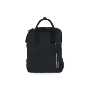 NAVA BLACK COMBO SMALL BACKPACK