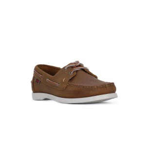SEBAGO DOCKSIDES BROWN