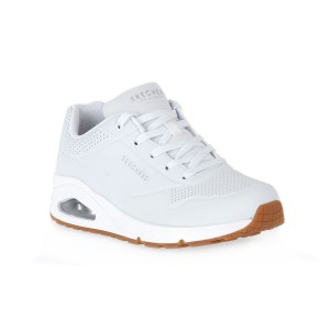 SKECHERS WHT UNO STAND ON AIR