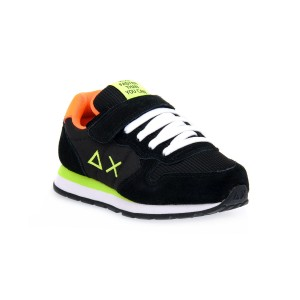 SUN68 11 TOM FLUO BLU NERO
