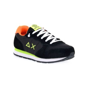 SUN68 07 TOM FLUO BLU NERO