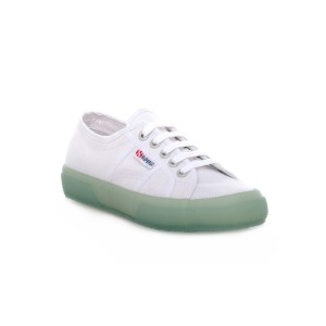 SUPERGA W01 LAME WEDGE PINK