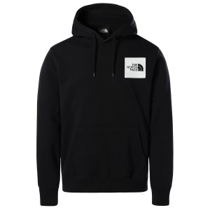 THE NORTH FACE  VJK M FINE HOODIE TNF BLACK