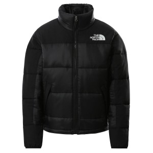 THE NORTH FACE  W HMLYN INSULATED JACKET TNF BLK