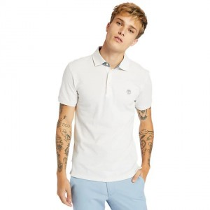 TIMBERLAND BH71 OXFORD POLO