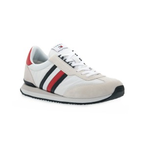 TOMMY HILFIGER  XLG LOW MIX RUNNER