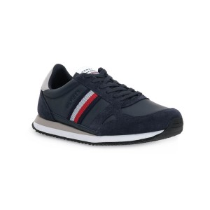 TOMMY HILFIGER DW5 RUNNER LEATHER