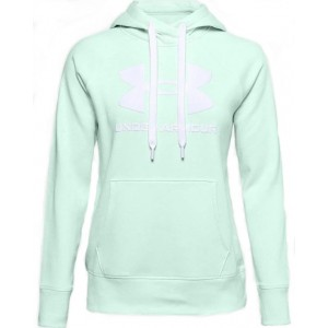 UNDER ARMOUR 403 RIVAL FLEECE LOGO HOODIE
