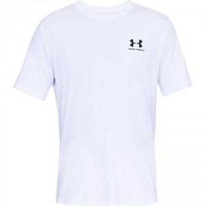 UNDER ARMOUR 100 SPORTSTYLE LEFT CHEST SS