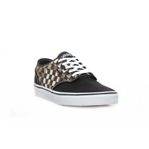 VANS  W4R ATWOOD CAMO CHECK