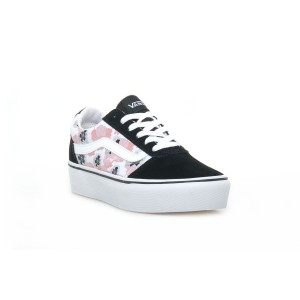 VANS  WARD PLATFORM CALIFORNIA POPPY