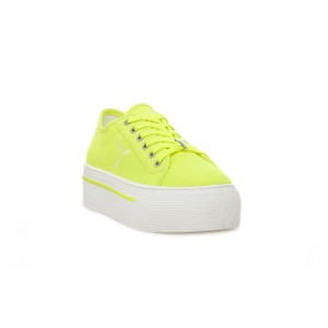 WINDSOR SMITH  RUBY CANVAS NEON YELLOW