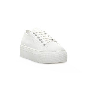 WINDSOR SMITH  RUBY CANVAS WHITE