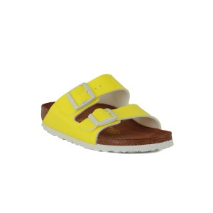 BIRKENSTOCK ARIZONA YELLOW NEON