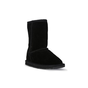 EMU WALLABY LO KIDS BLACK