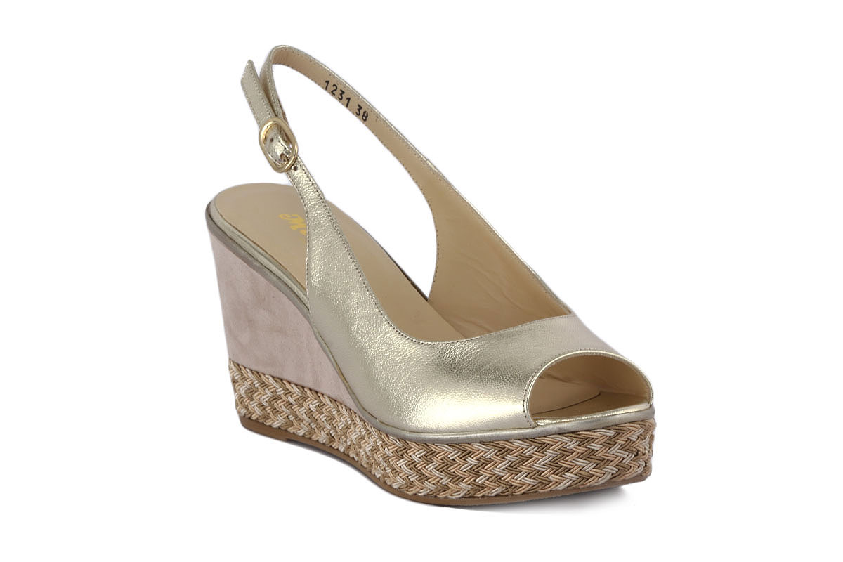 Melluso ZeppaComunello Sandalo Sandalo Con Melluso 9YWHED2I