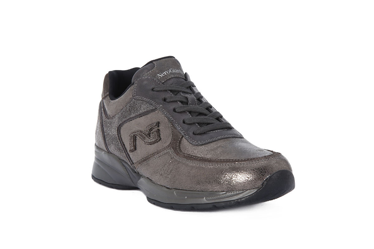 NERO GIARDINI LUXURY COLORADO 616031 SNEAKERS MODA Donna