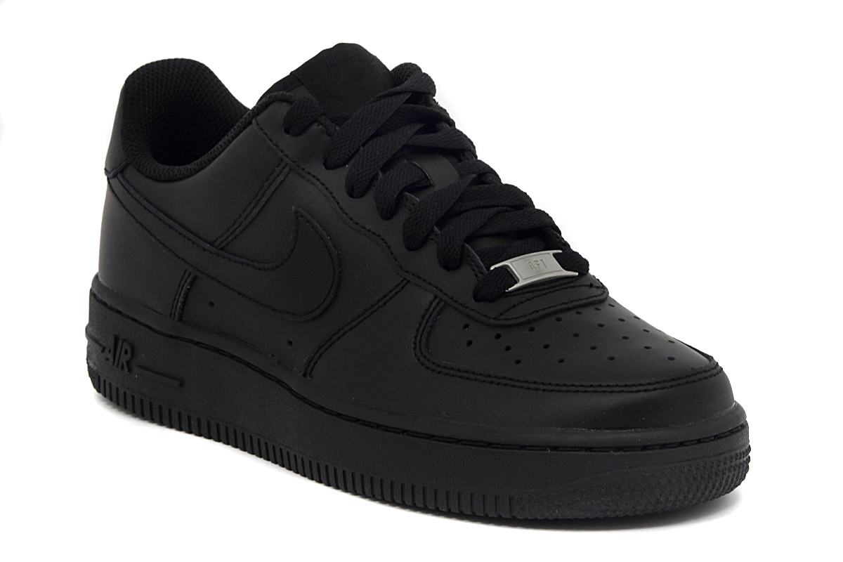 NIKE AIR nero FORCE 1 GS nero AIR   Comunello 914eb9