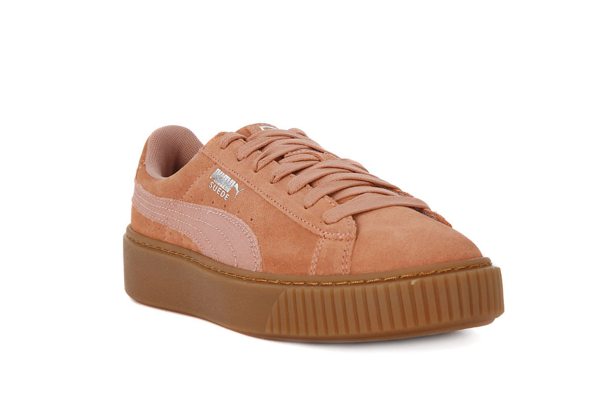 PUMA SUEDE PLATFORM ANIMAL 36510902 SNEAKERS MODA Donna